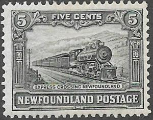Newfoundland Scott Number 149 F H