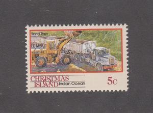 Christmas Island Scott #257 MNH