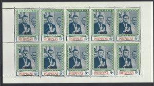 IXAS-XIIIAS JFK/RFK Kennedy Memorial Specimen (Unissued) CV$124