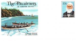 Norfolk Islands, Postal Stationary, Pitcairn Island