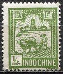 Vietnam (Indochina); 1927: Sc. # 115: **/MNH Single Stamp