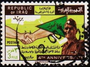 Iraq. 1962 3f  S.G.582 Fine Used
