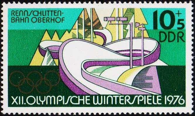 Germany(DDR). 1975 10pf+5pf  S.G.E1815 Unmounted Mint
