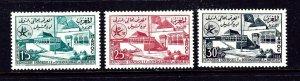 Morocco 22-24 MNH 1958 set