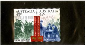 AUSTRALIA 1836a MNH SCV $2.40 BIN $1.20