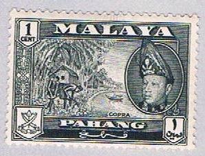 Malaya Pahang 72 MLH Sultan Abu Bakar (BP23323)
