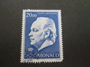Monaco 1974 Sc C83 FU