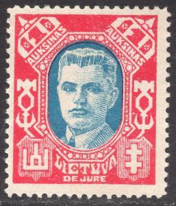 LITHUANIA SCOTT 117A