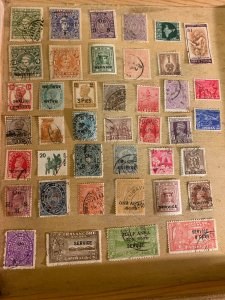 India Stamp Lot