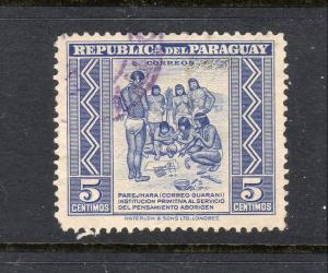 Paraguay #437
