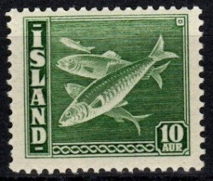 Iceland #221b   MNH CV $65.00 (X6804)