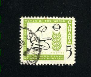 Canada  385  -2   used VF PD 1959