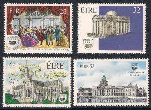 1991 Ireland (EIRE) 755-758 Europa 5,50 €