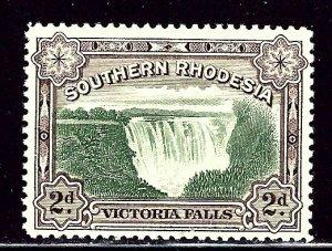 Southern Rhodesia 31 MNH 1932 Victoria Falls    (ap3094)