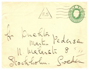 Great Britain, Postal Stationary