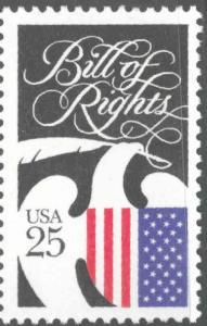 USA Scott 2421  MNH** Bill of Rights stamp