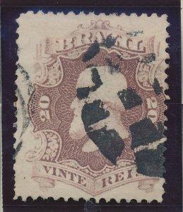Brazil Stamp Scott #54, Used