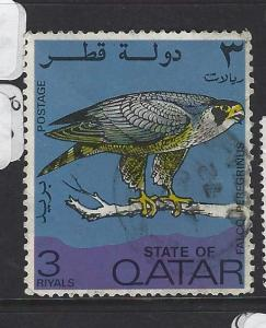 QATAR  (PP1110B)  BIRDS  SG 398    VFU