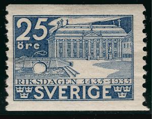 Sweden SC #245 Mint F-VF SCV $6.00 Very Nice!