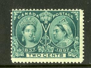 CANADA 52 MH SCV $37.50 BIN $15.00 ROYALTY