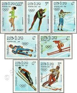 Olympic Winter Games, Sarajevo (MNH)