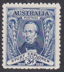 Australia Sc #105 Mint