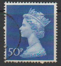 Great Britain SG 831 Fine Used
