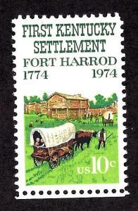 1542 Mint,OG,NH... SCV $0.25