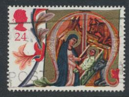 Great Britain SG 1583    Used  - Christmas