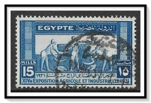 Egypt #165 Agricultural & Industrial Expo Used