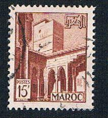 French Morocco 275 Used Patio (BP1417)
