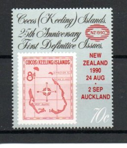Cocos Islands 216 MNH