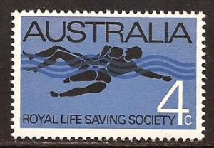 Australia  #  421  Mint  N H