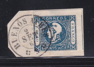 Buenos Aires 10 On Piece U Liberty Head