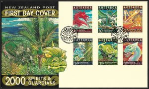 New Zealand First Day Cover [7799]