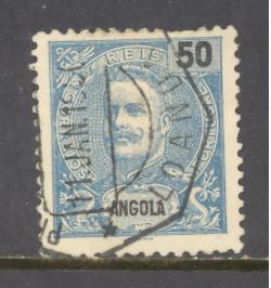 Angola Sc # 46 used (RS)