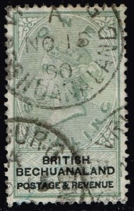 Bechuanaland Prot. #16 Queen Victoria; Used (2Stars)