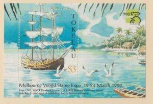Tokelau Islands Scott #265 Stamps - Mint NH Souvenir Sheet