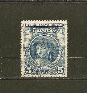 Uruguay 154 Used