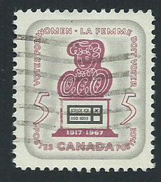 Canada SG 612 Fine Used