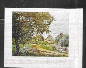 Bhutan  #96o  8nu Painting  (MNH) CV $3.75