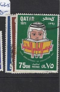 QATAR  (PP1110B)  SG 363-5   VFU
