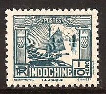 Indo - China  # 143  Mint  N H