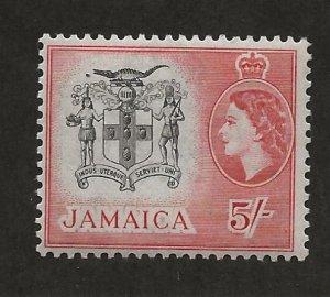 JAMAICA SC# 172   FVF/MNH