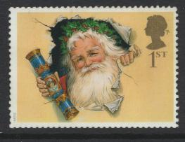 Great Britain SG 2007 Used    Christmas 1997  SC# 1777