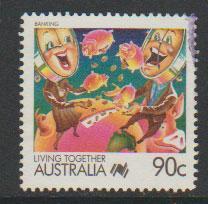 Australia SG 1134 FU  -