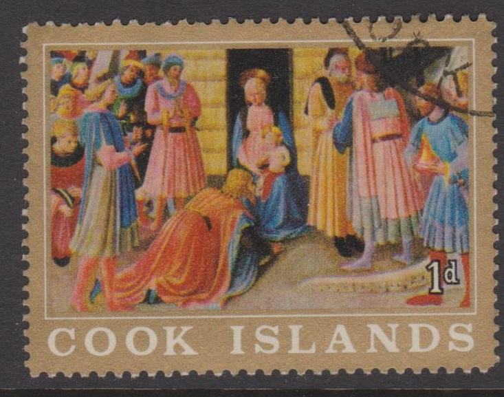 Cook Islands Sc#170 Used