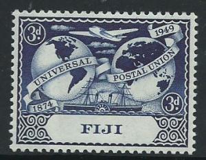 Fiji  SG 273  MH UPU 75th Anniv