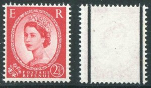 HERRICKSTAMP GREAT BRITAIN Sc.# 357d Graphite Line on Reverse Mint NH Stamp