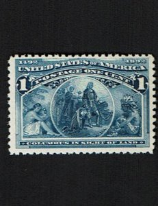 Scott #230 VF-OG-NH. SCV - $32.50